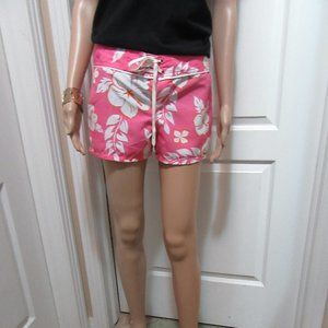 Brody size 9 floral shorts